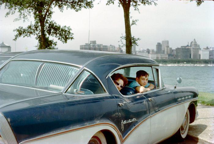 1957 Buick Roadmaster. Chicago