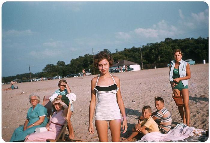 Glen Cove, Long Island, 1956