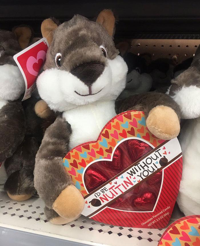 Walmart Valentine's Day Fail