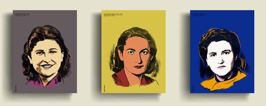 The Heroines Of Yugoslavia