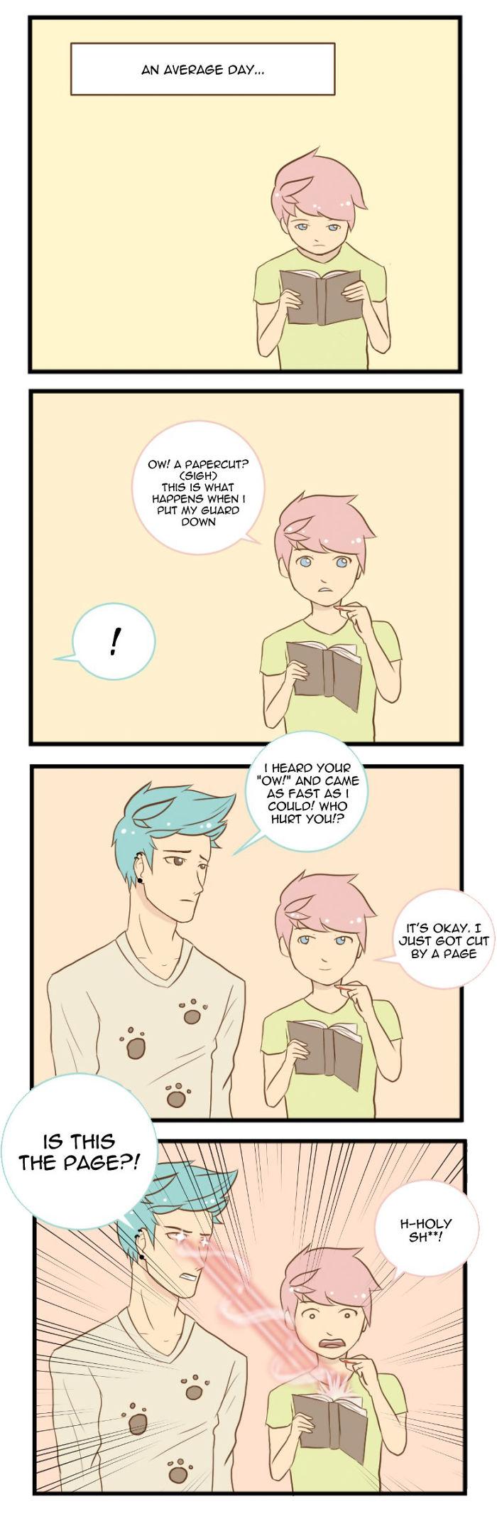 gay comics porn