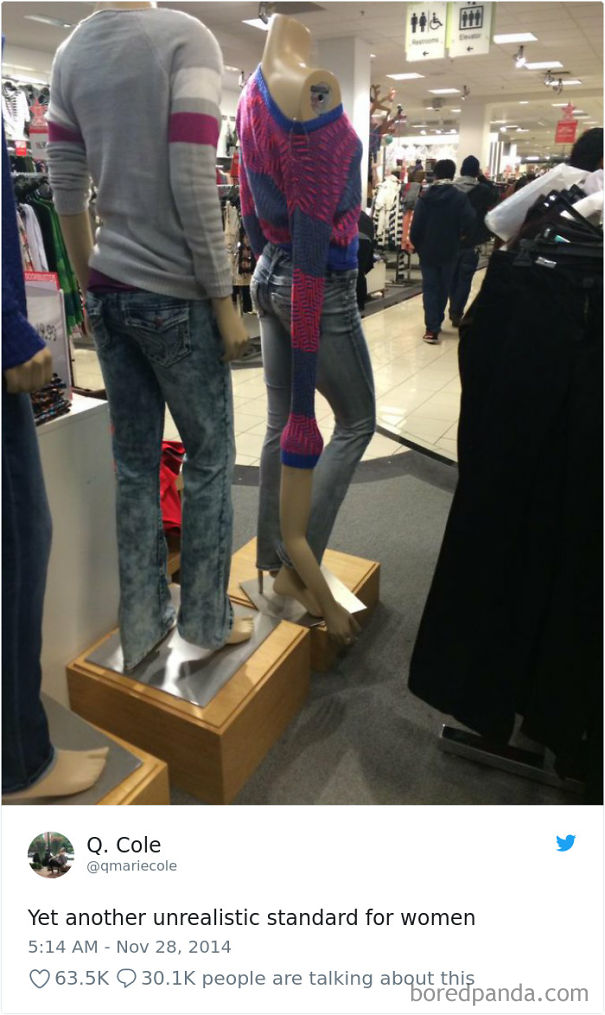 Body Standard For Women
