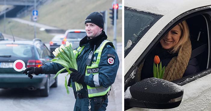 https://www.boredpanda.com/lithuanian-police-officers-flowers-international-womens-day/