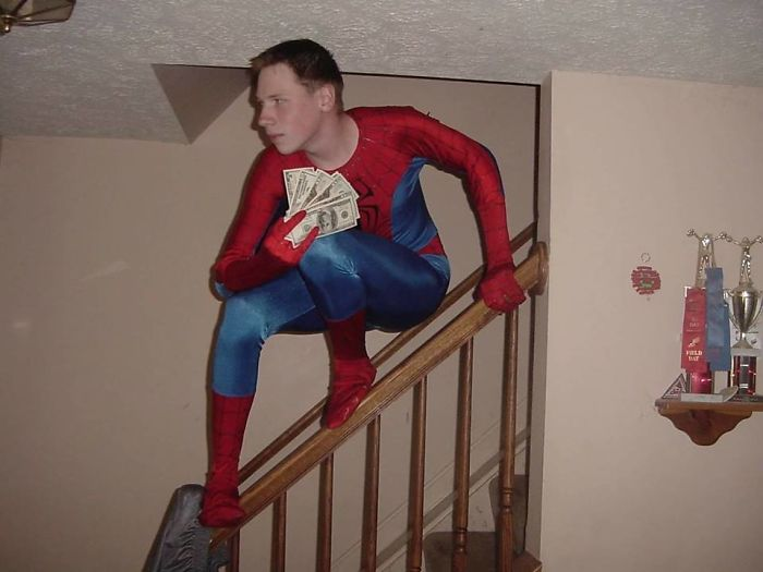 My Very First Job. Spiderman For Kids Parties
