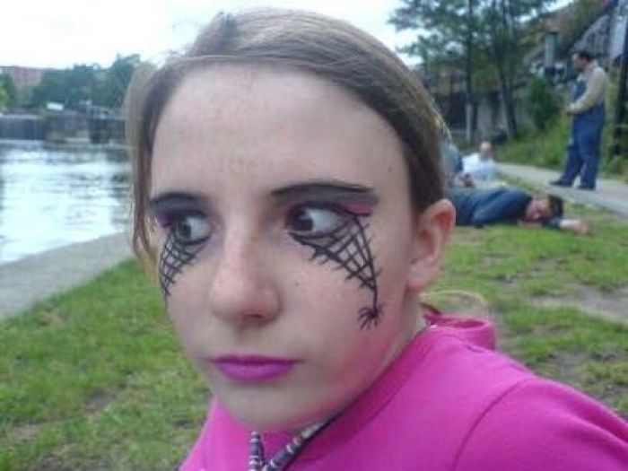 12 Year Old Me Thought This Was A Great Everyday Look