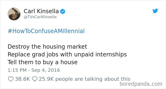 Millennials Vs Baby Boomers
