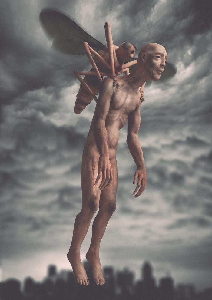 Surreal-Scary-Digital-Art-Oliver-Marinkoski