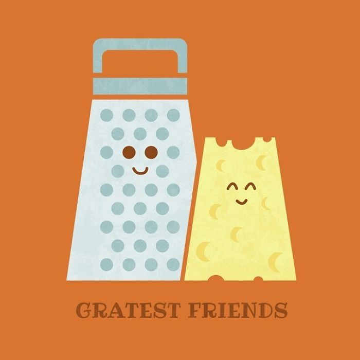 Cheesy Friendship