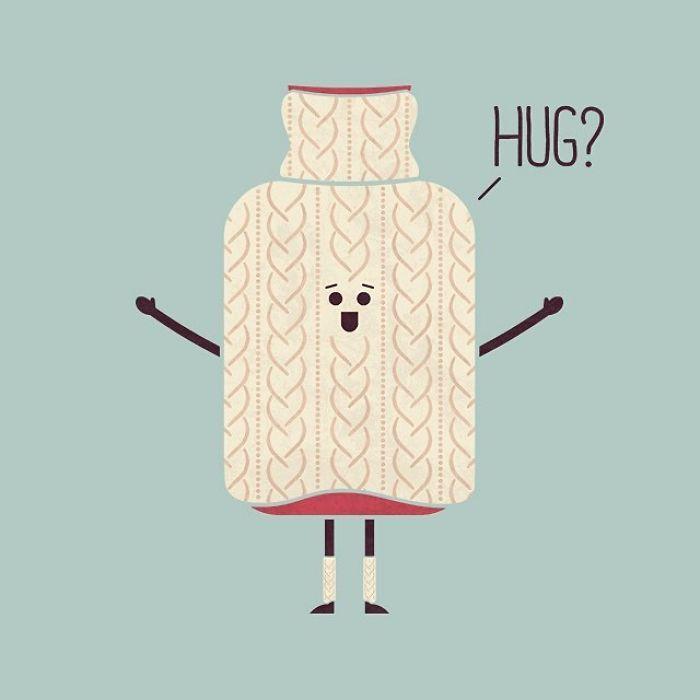Hug Buddy