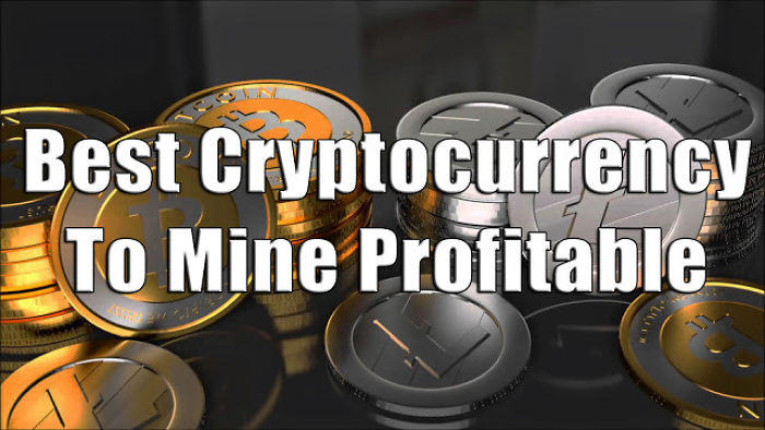 best Cryptocurrency To Mine Profitable 2018   Cryptomining