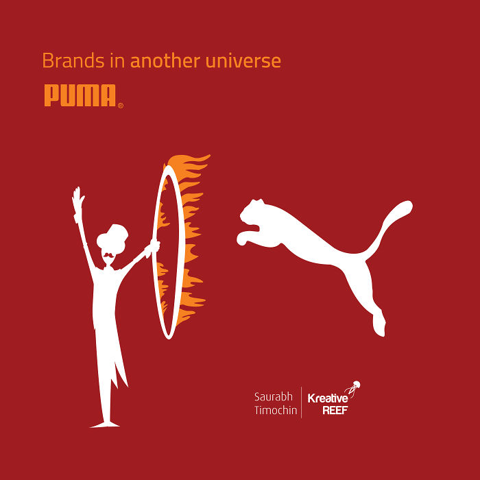 Brands In Another Universe