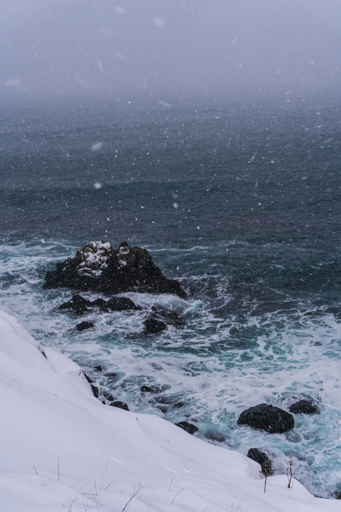 Blizzard Approaching