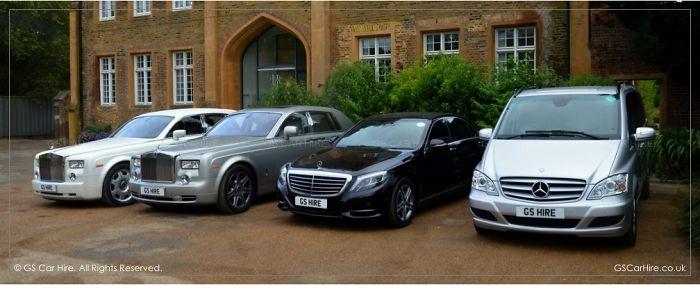 London Chauffeur & Executive Private Car Transfers Service
