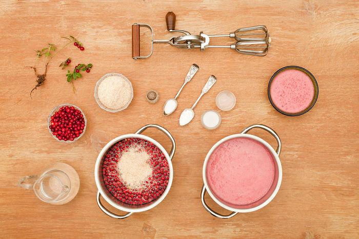 Berry Porridge