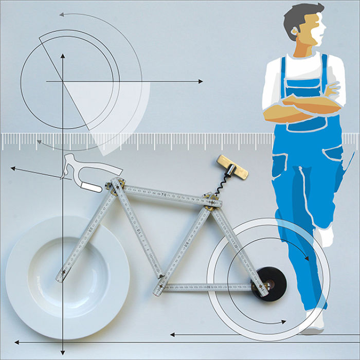 The Handworkers Bike