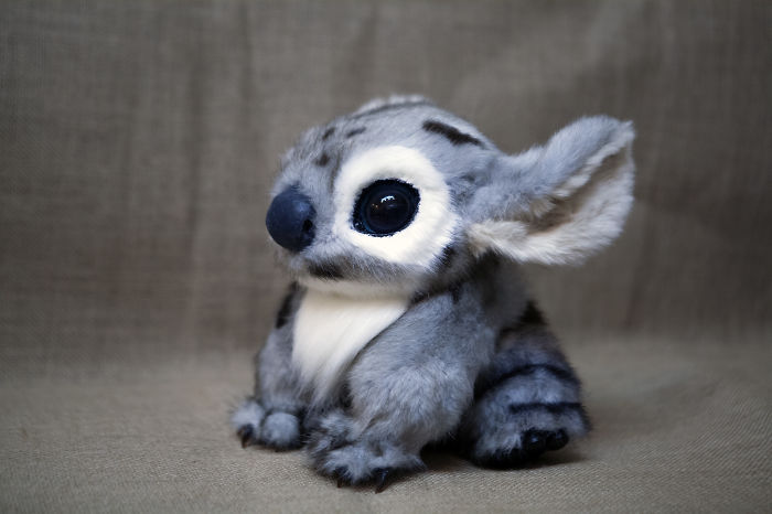 I Spent 96 Hours To Create Lifelike Doll Inspired By Stitch