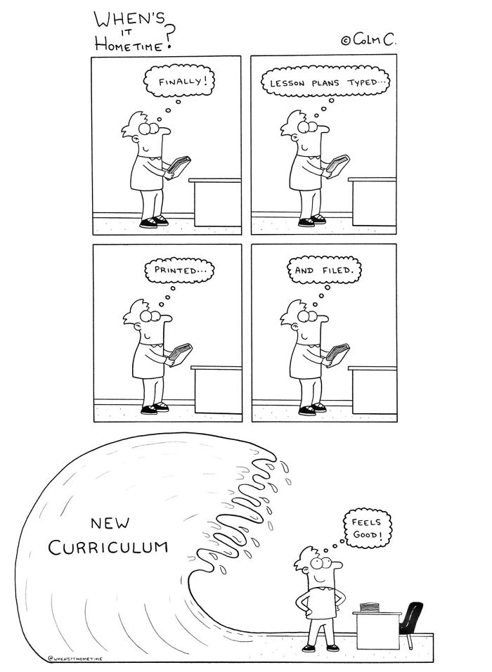 26 Funny Comics That Sum Up My Teaching Experience (Part 2