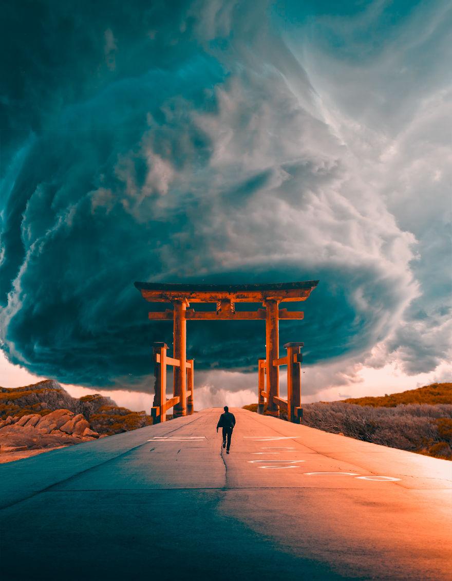 Surreal-Digital-Art-Kresna-Rama