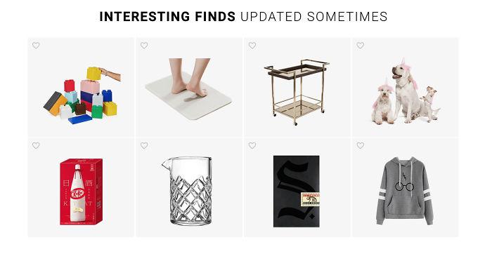 Interesting Finds – Amazon Parody