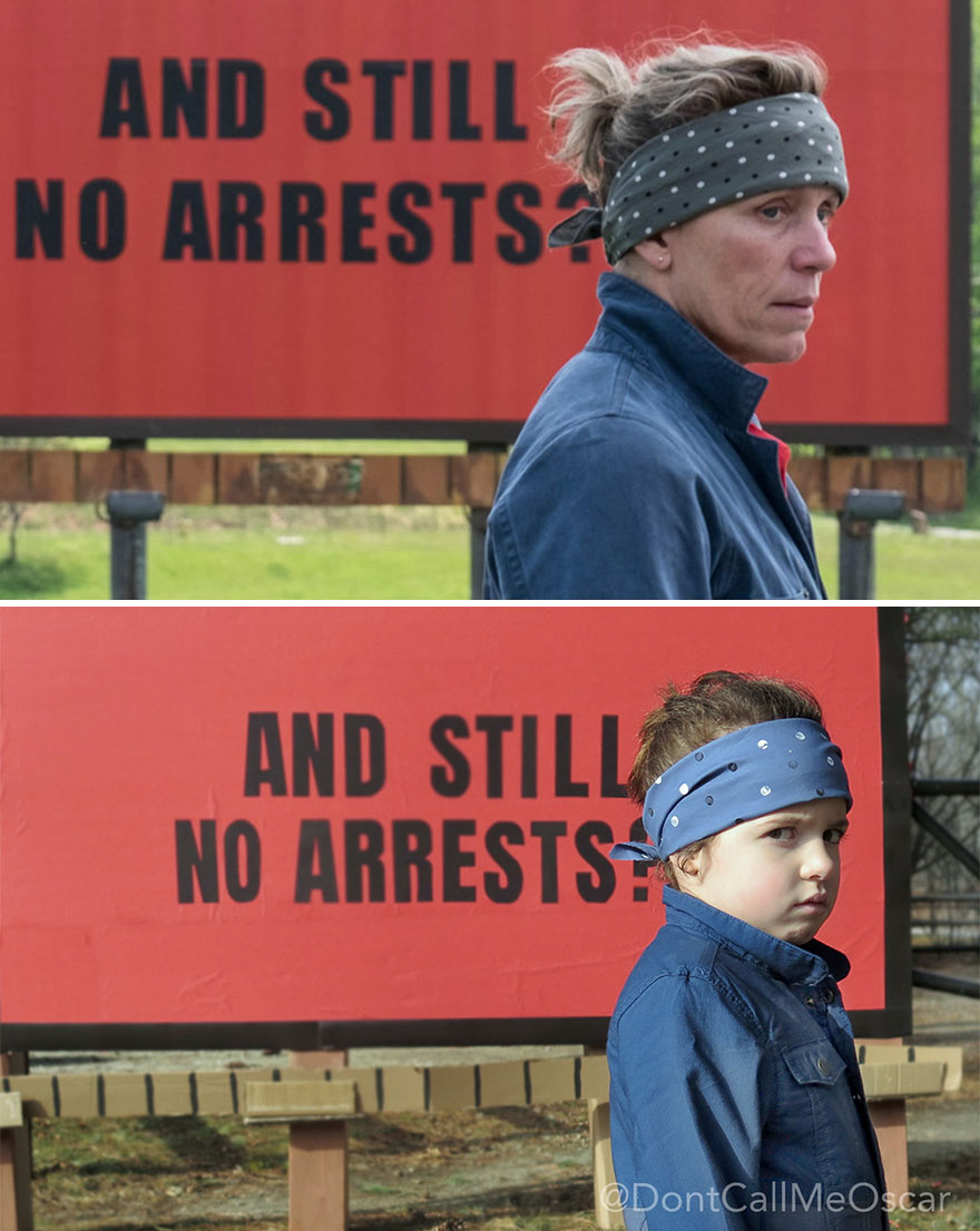 Three Billboards Outside Ebbing, Missouri, 2017