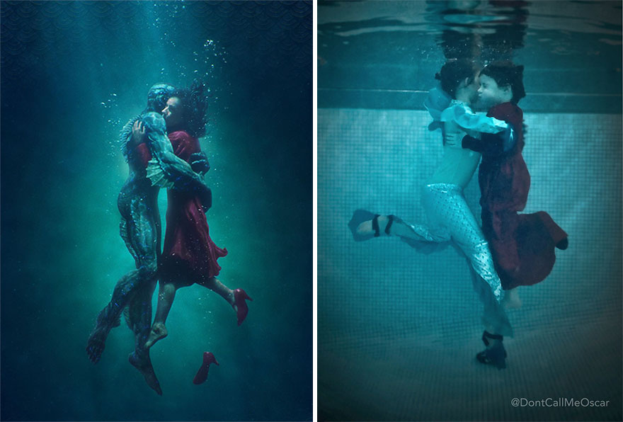 Shape Of Water, 2017