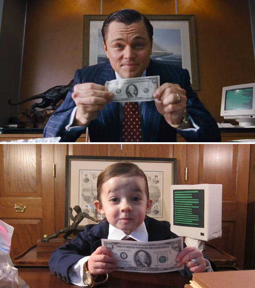The Wolf Of Wall Street, 2013
