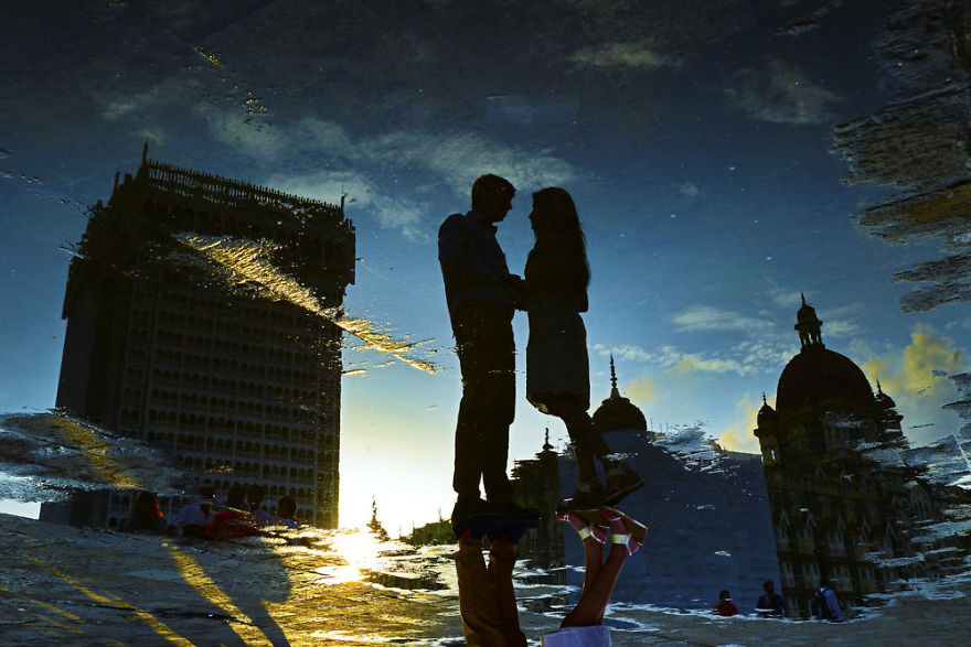 I Take Silhouettes Of Love During Pre-Wedding Shoots