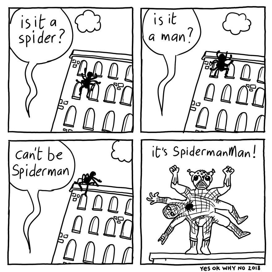 Spidermanman