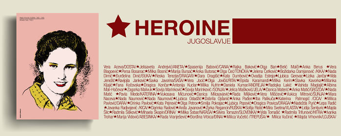 The Heroines Of Yugoslavia