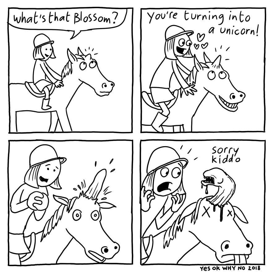 Turn Into A Unicorn