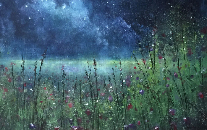 Ethereal Paintings To Soothe The Soul