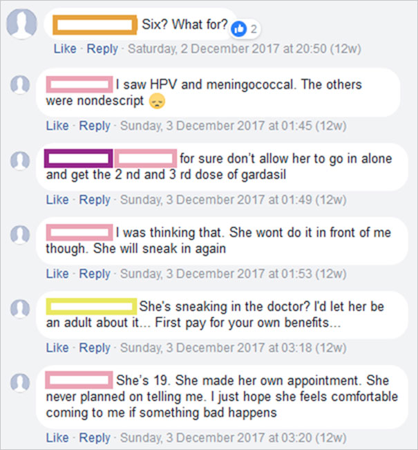Anti-Vax Mom's Messages After Finding Out Her 19-Year-Old Daughter Got Vaccinated Will Leave You Baffled
