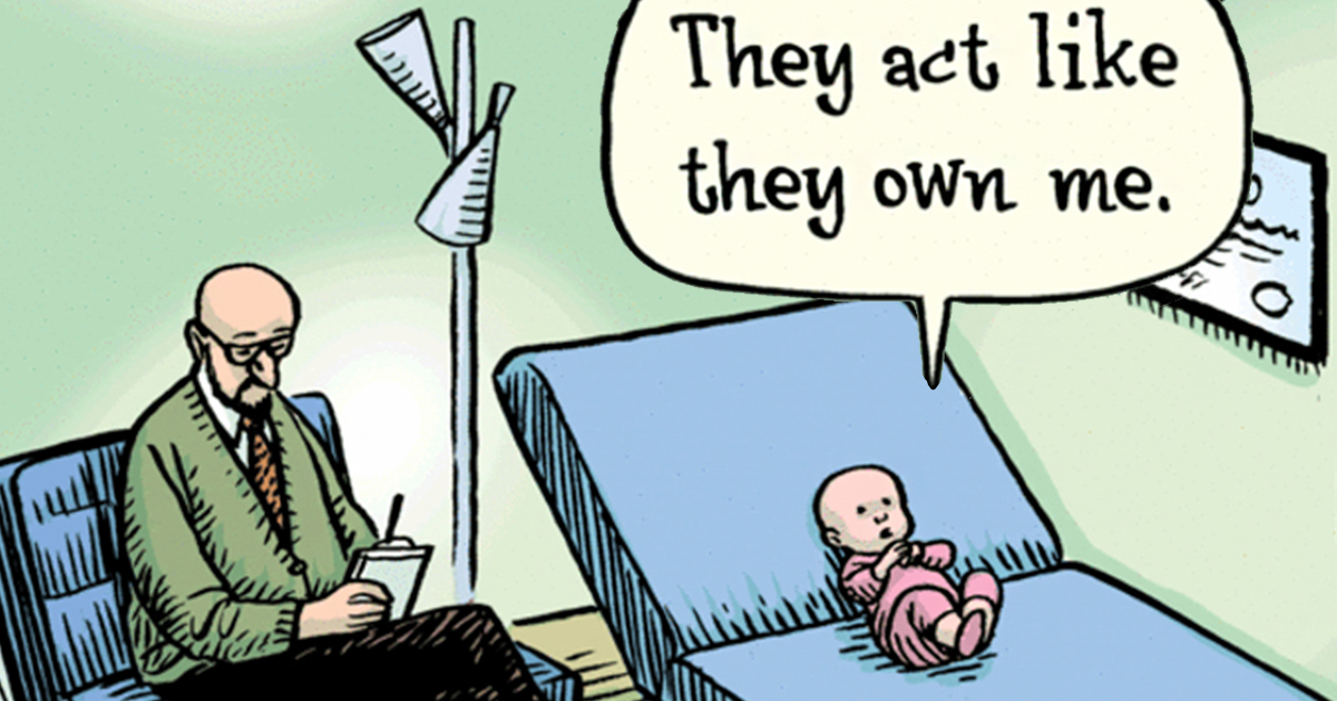 35+ Hilarious Bizarro Comics Are Proof That Humor Is The Best Therapy