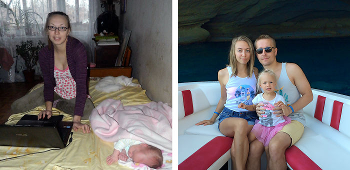 Designer's Story: How Sitting Home With A Baby In Ukraine I Grew From $300/month Salary Up To $10k/month In 2,5 Years And My Own Clothing Brand In 4 Years.