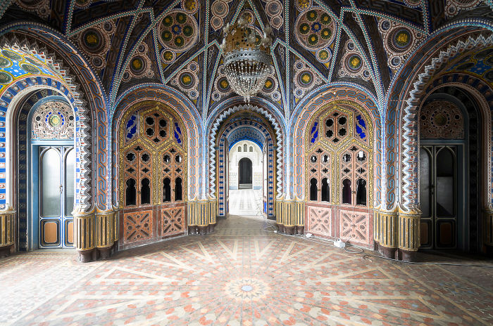 I Photographed The Amazing Castle Of Sammezzano