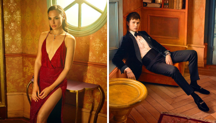 Beautiful Celebrity Portraits Taken At Vanity Fair Oscar After-Party By Mark Seliger
