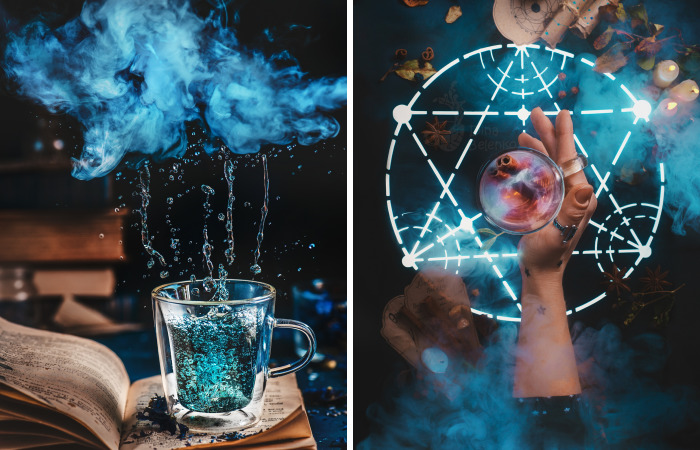 Ordinary Magical Kitchen In Still Life Photography
