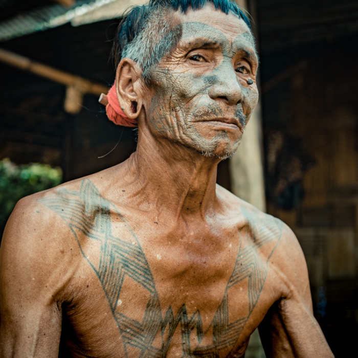I Photographed The Last Headhunters Of The Konyak Tribe