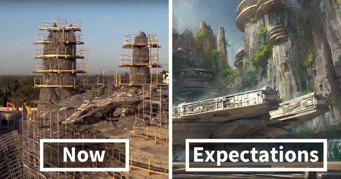Disney Invested Nearly 2 Billion Into Star Wars Parks And These