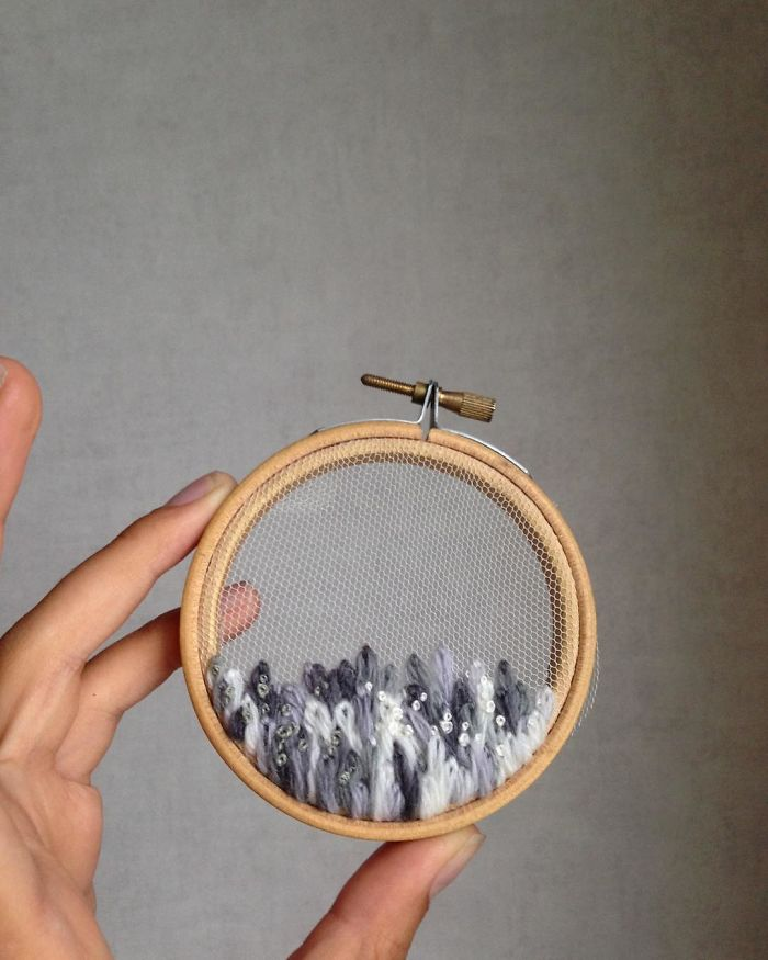 Embroidery-Paintings-Thread-Vera-Shimunia