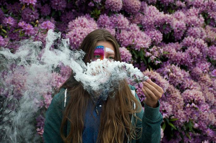 My Creative Take On Smoke Photography