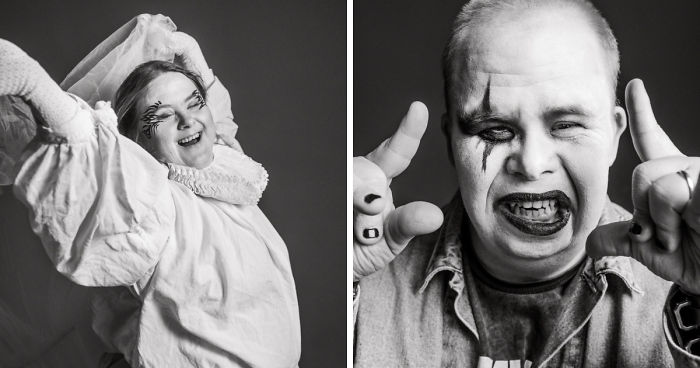 Breathtaking Portraits Shed A Different Light On People With Down Syndrome
