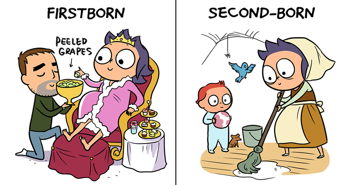 16 Hilariously Honest Comics Reveal The Difference Between