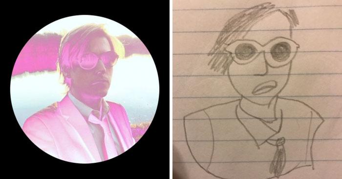 Funny Portraits Caricature
