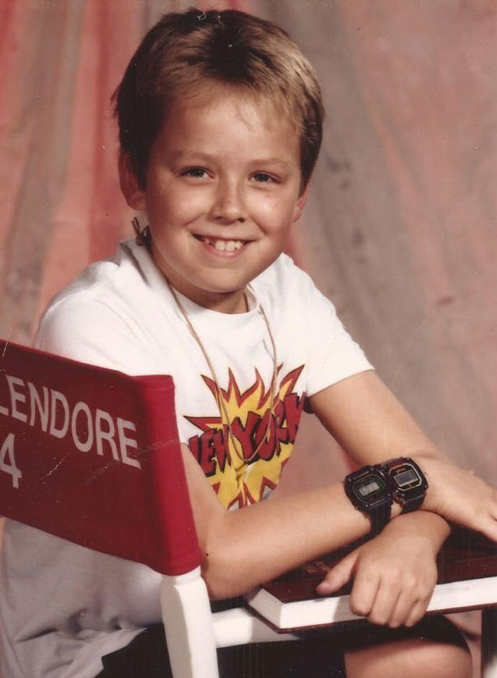 In 4th Good Grade, I Was Too Badass For Just One Wristwatch