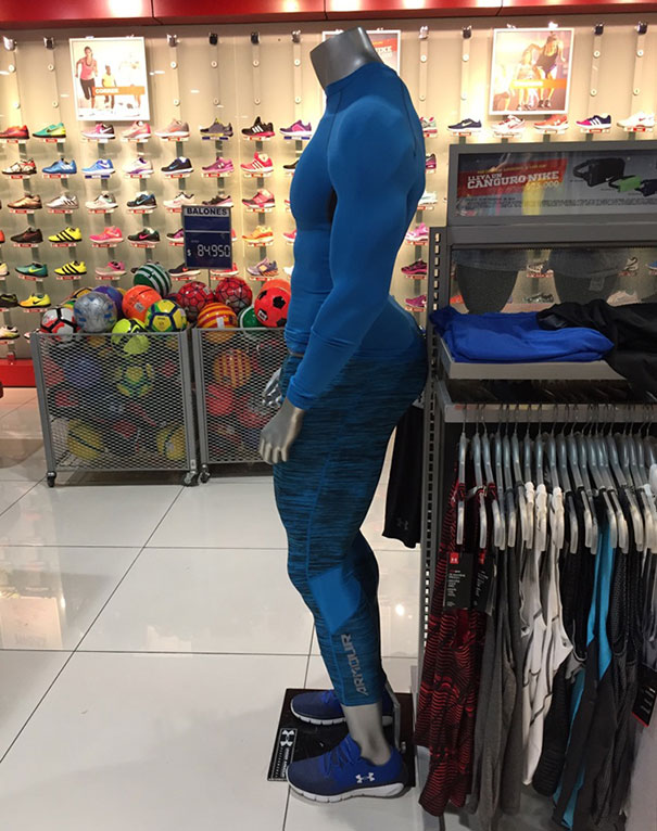 Tired Of Nikes Unrealistic Body Expectations For Men