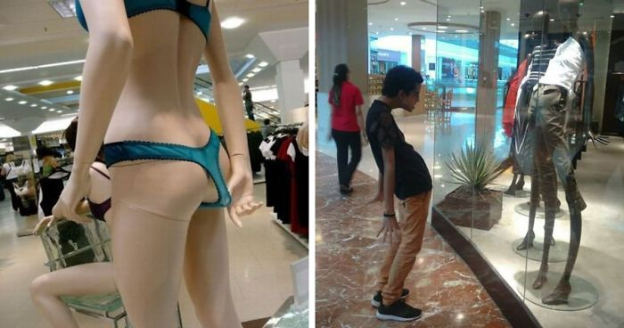 56 Of The Most Hilarious Moments In Mannequin History