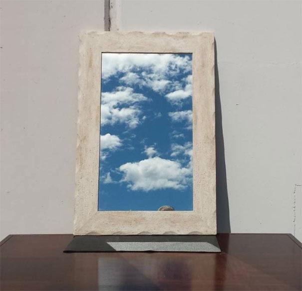Artsy Mirror Sale Photo