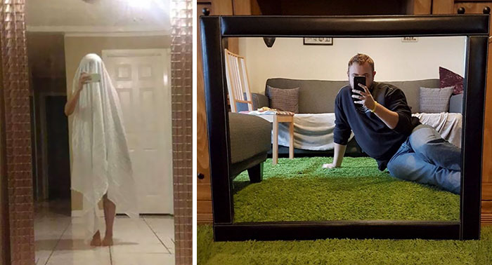 Looking At People Trying To Sell Mirrors Is Our New Favorite Thing And Here Are 63 Reasons Why