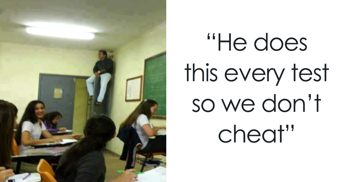30+ Epic Times Teachers Hilariously Trolled Their Students
